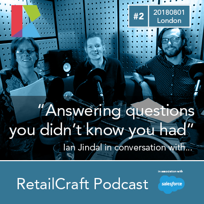 RetailCraft 02 - Sarah Stagg of The Rug Company and the 2018 IREU Top500