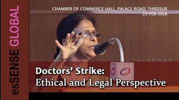 Doctors Strike : Ethical and Legal Perspective