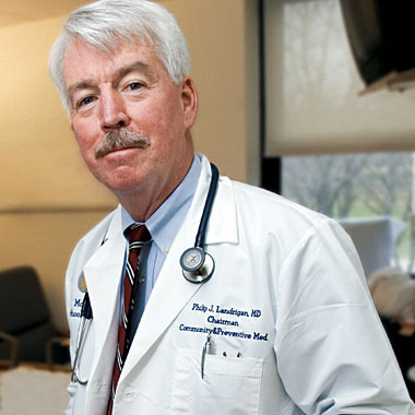 Pollution & Public Health - Q&A with Leading Pediatrician, Dr. Philip Landrigan
