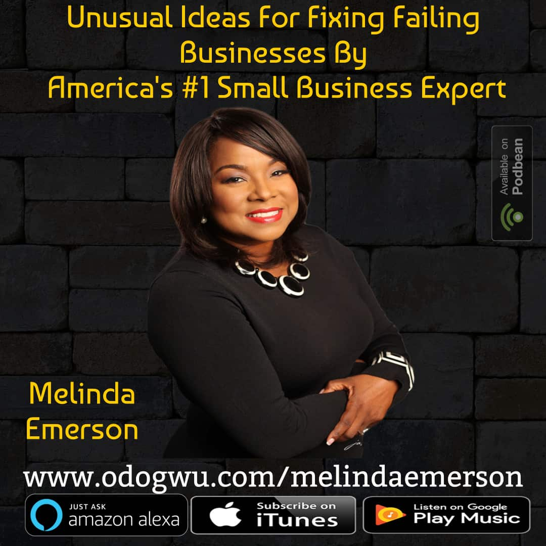 Melinda Emerson Teaches You Unusual Methods To Fix Your Business In 90 Days In 2019