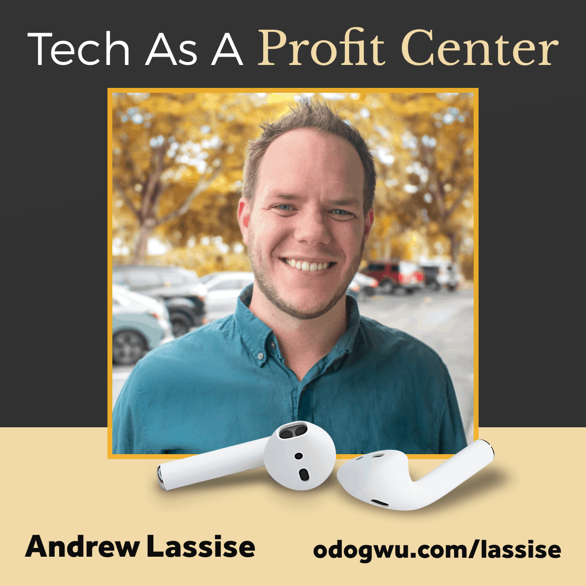 Andrew Lassise Teaches How Accountants Can Turn Their Tech Into A Profit Center