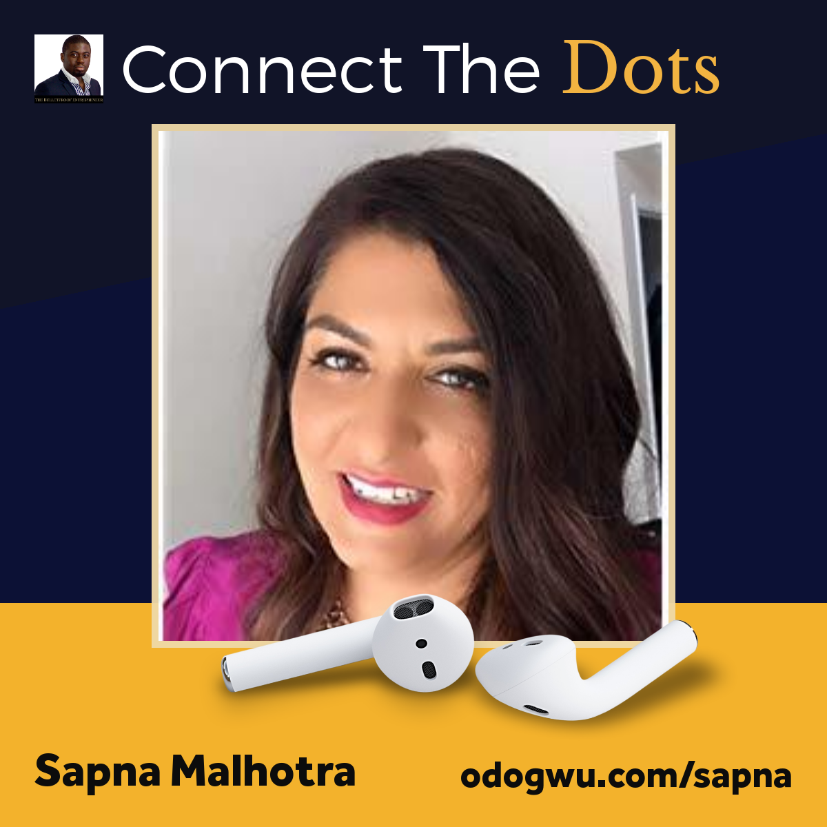 Sapna Malhotra Teaches You How to Network Your Way to Success