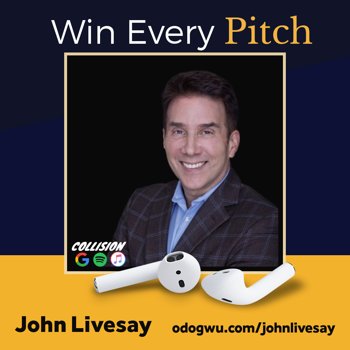 John Livesay Teaches You How To Win Every Pitch