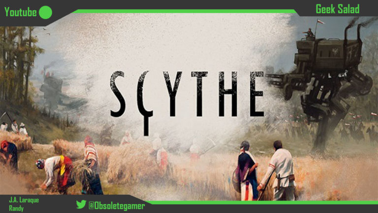 Geek Salad 008: Scythe, PAX EAST and the Accell Docking Station