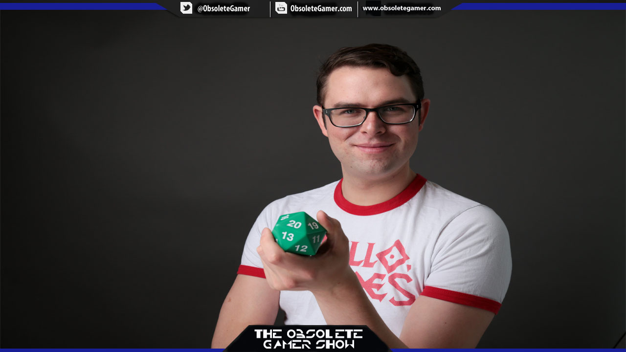 The Obsolete Gamer Show: James D'Amato