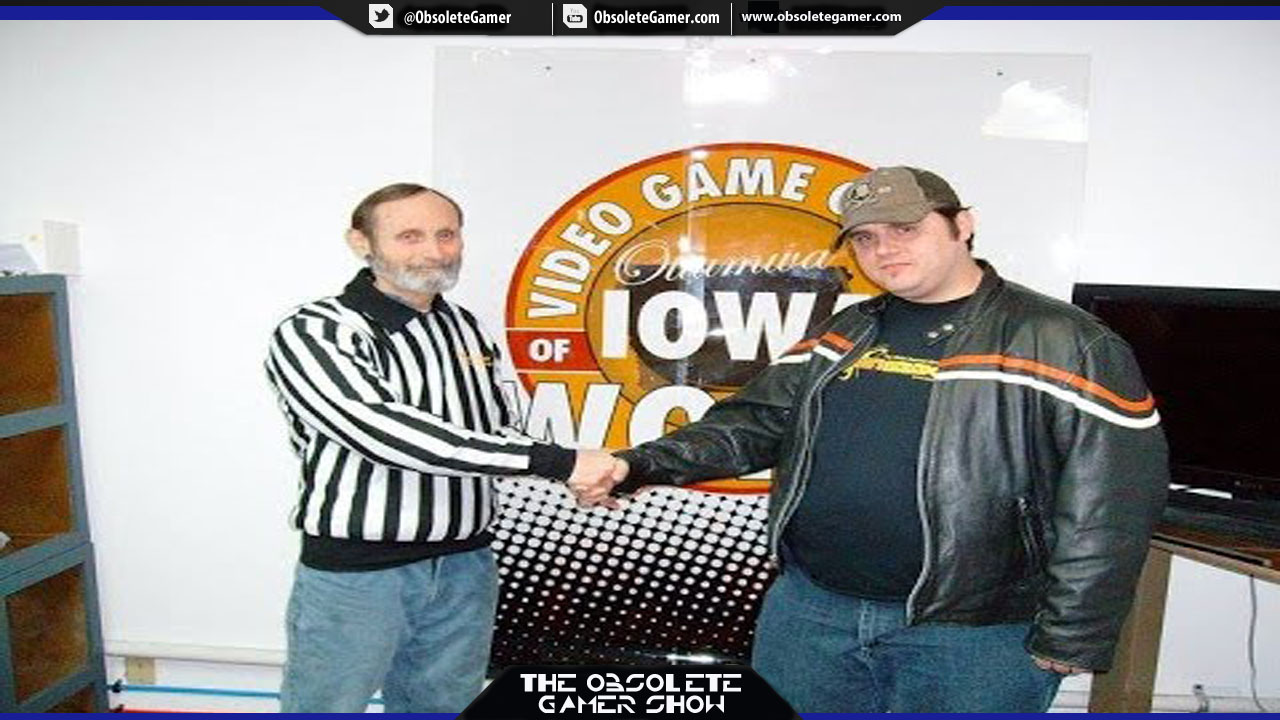 The Obsolete Gamer Show: Ray Lapsey
