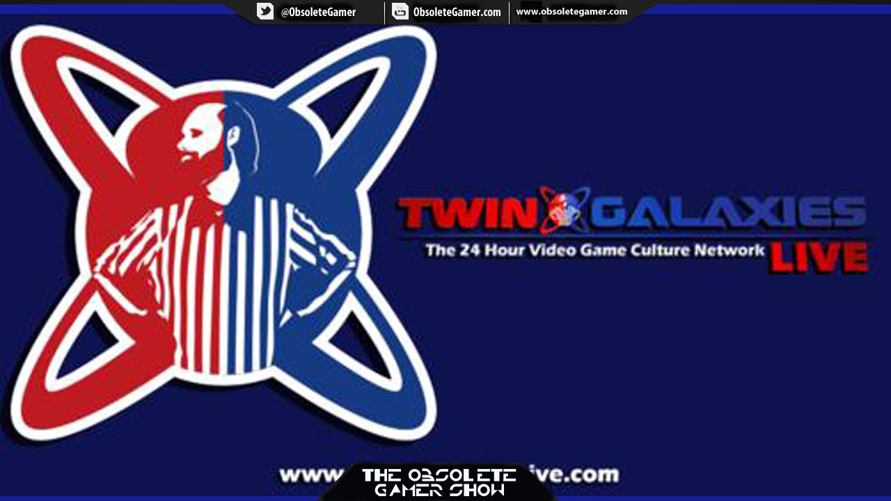 The Obsolete Gamer Show: Behind the scenes of Twin Galaxies Live with Xander Denke