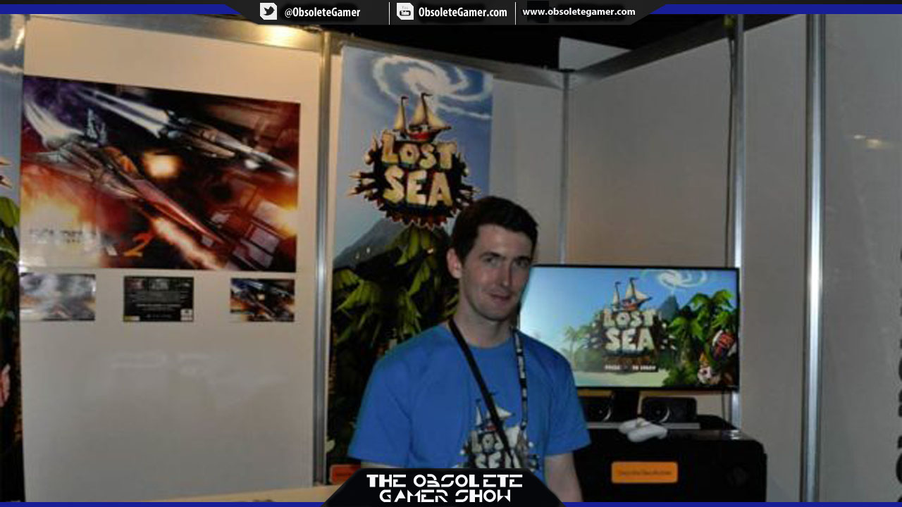 The Obsolete Gamer Show: Aidan Price - East Asia Soft