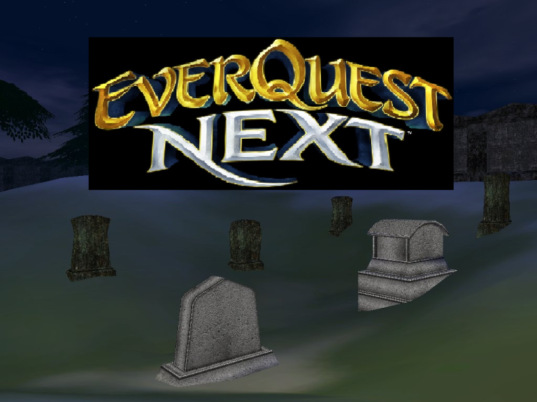 Siege Breaker Sessions #9: The Death of Everquest Next
