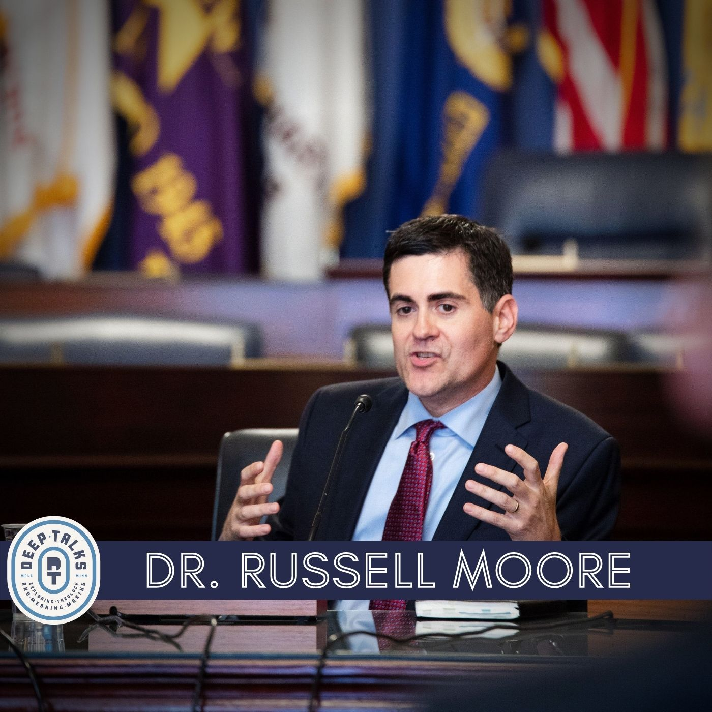 Ep 72: Dr. Russell Moore - Truth Beyond Culture War & Reading Hero Myths in Exile