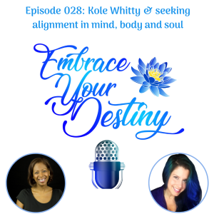 Episode 027: Lynne Hurdle & answering the call to find the opportunities in conflict