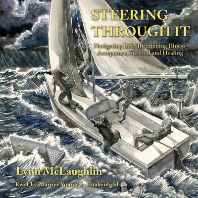 Steering Through It - A Chat with the Author and narrator