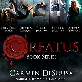 Creatus - Interview with the Author