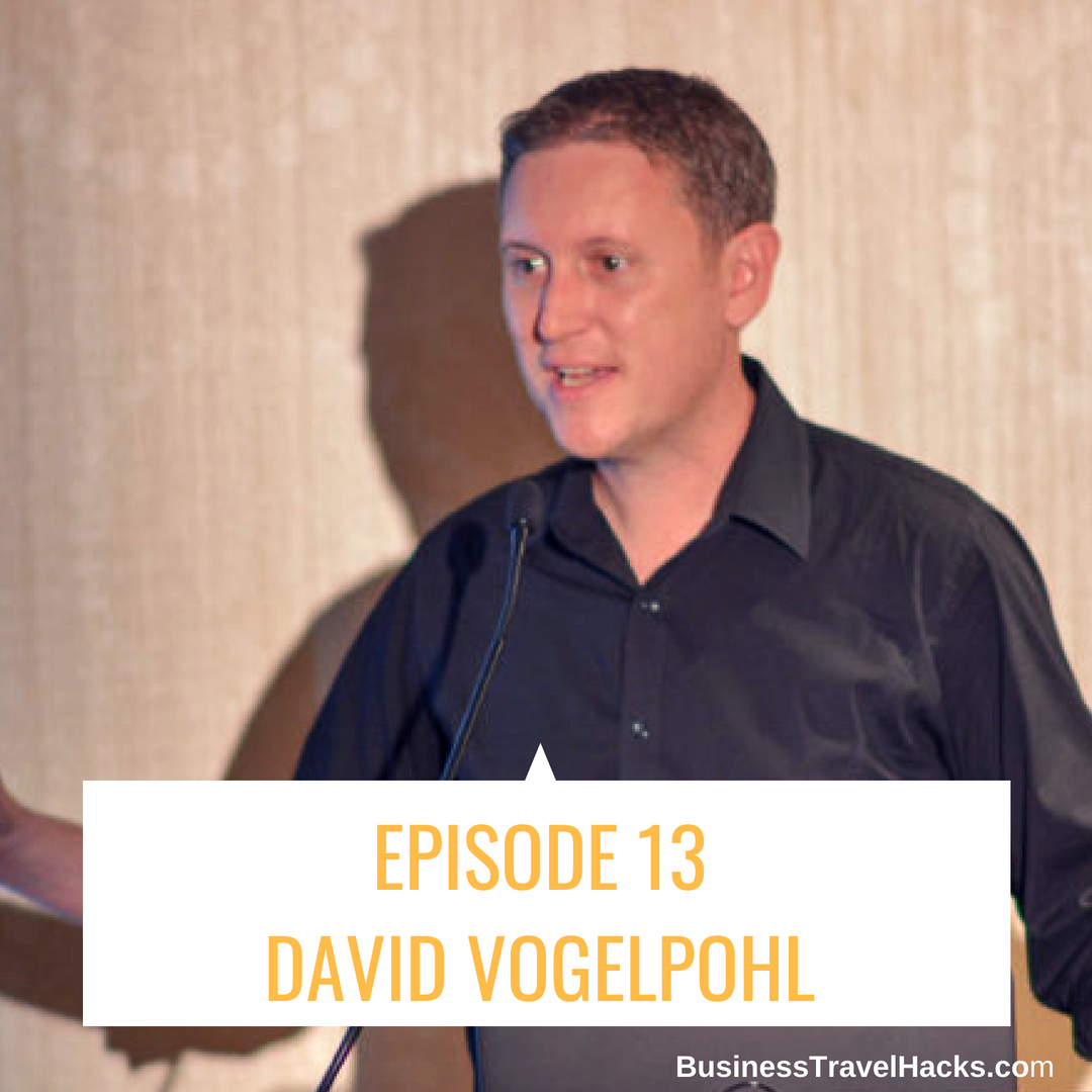 Business Conference Hacking with David Vogelpohl & Why You Need to Avoid Pineapples