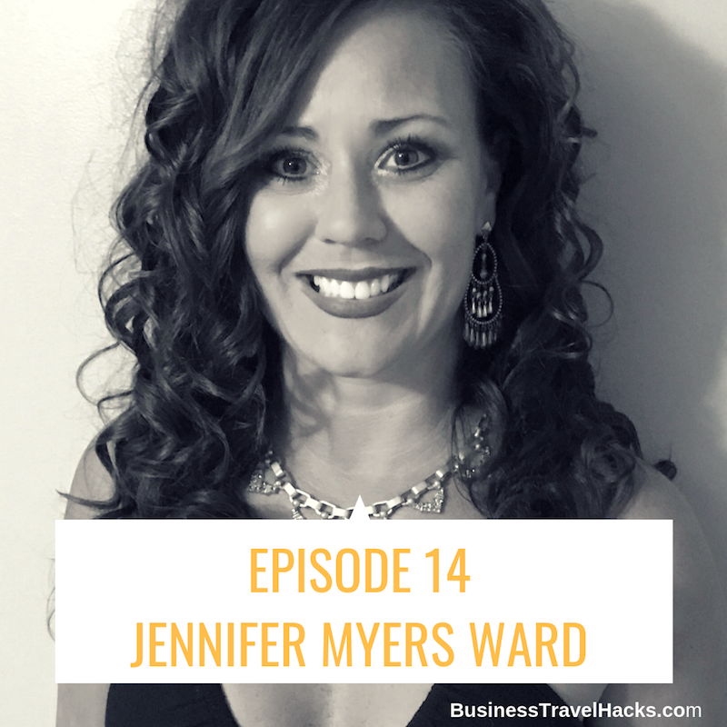 Jennifer Myers-Ward Goes Above & Beyond with Her Travel Gear