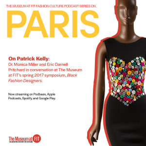 On Patrick Kelly: Dr. Monica Miller and Eric Darnell Pritchard | Fashion Culture