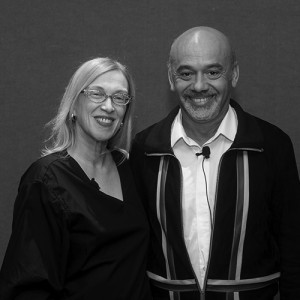 Christian Louboutin in conversation with Dr. Valerie Steele | Fashion Culture