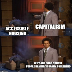 The Struggles of Finding Accessible Housing