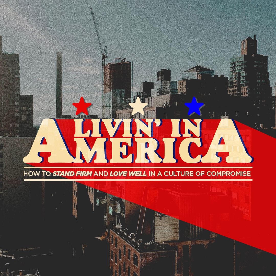 Livin' in America// THREE