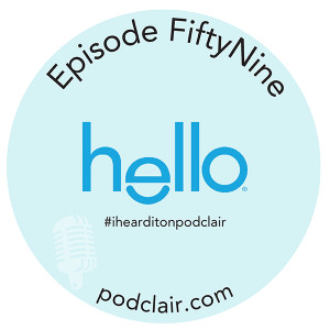 Episode 59: Hello Products