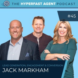 Episode #45 Lead Generation, Lead Engagement, and Lead Conversion with Jack Markham