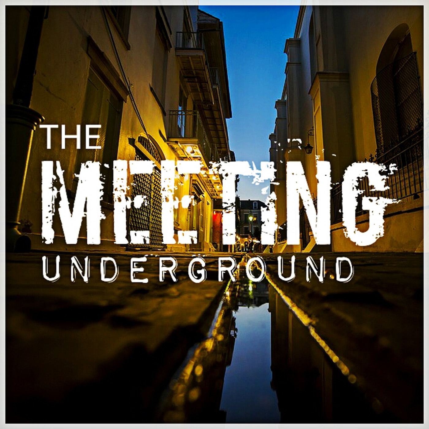 01. Pilot Episode. John Edward LaFave introduces The Meeting Underground, plus a discussion on Songwriting.