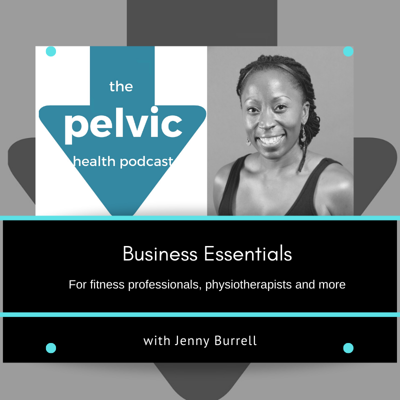 Business Essentials with Jenny Burrell