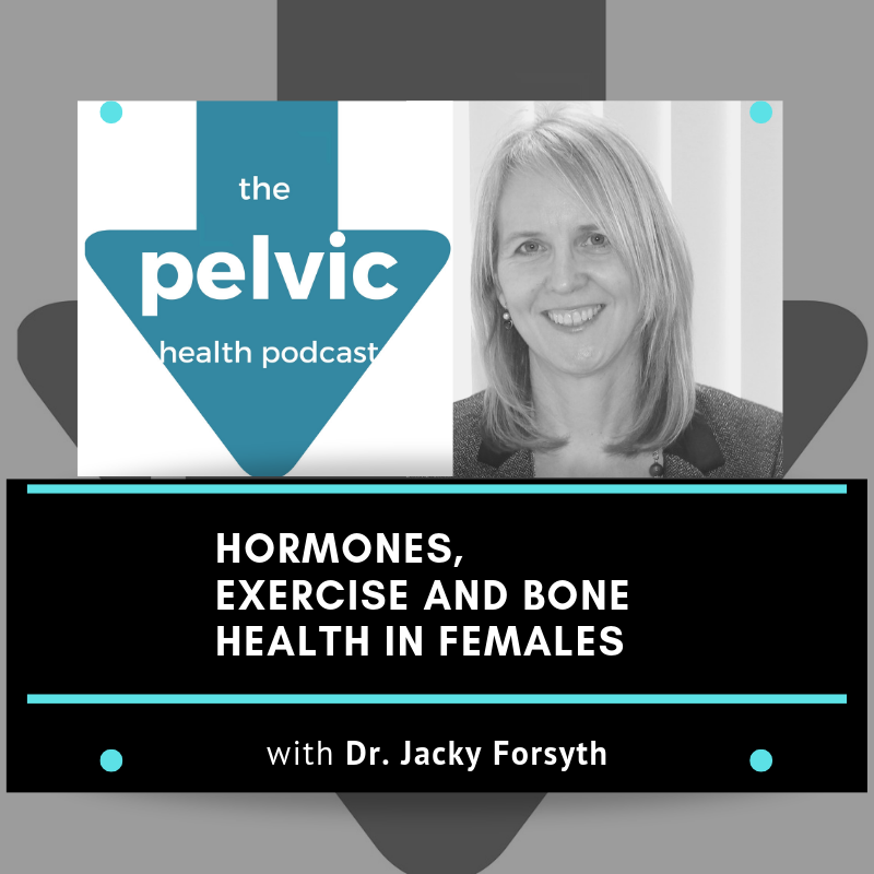 Hormones, exercise and bone health with Dr Jacky Forsyth