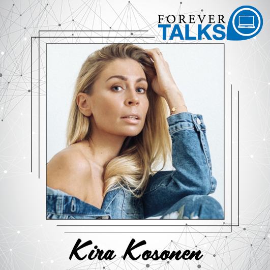 Kira Kosonen 'The art of travel – time to pack a bag' Part 1 of 2 AUDIO:ENGLISH