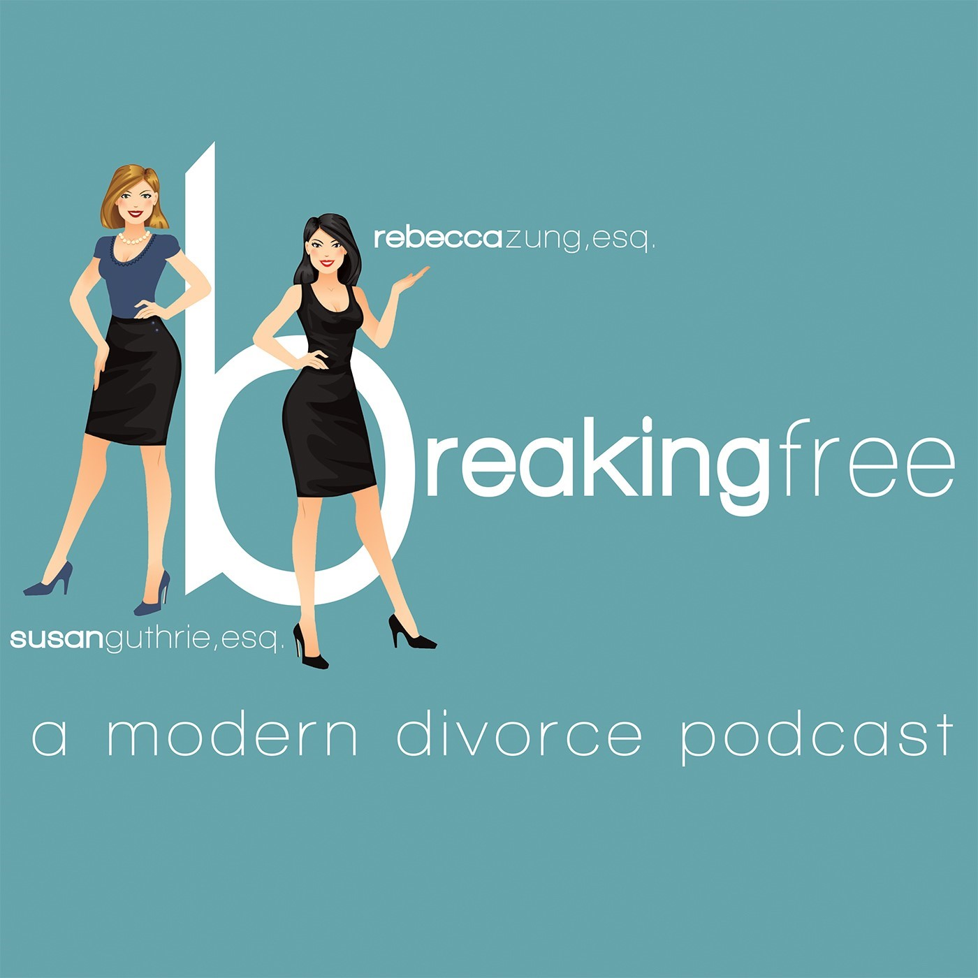 """Relocation, Relocation, Relocation:  How To Move Away With Your Kids in Divorce"" on Breaking Free: A Modern Divorce Podcast #148"
