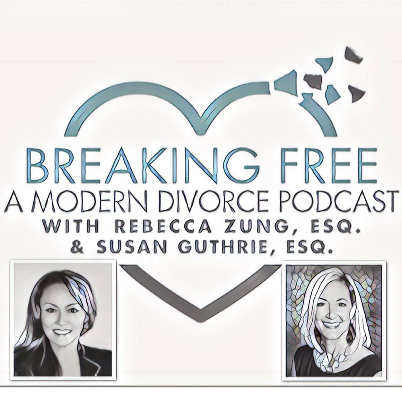 """We Want Prenup, We Want Prenup!  Should You Be Like Kanye or Jeff Bezos?"" on Breaking Free:  A Modern Divorce Podcast #128"