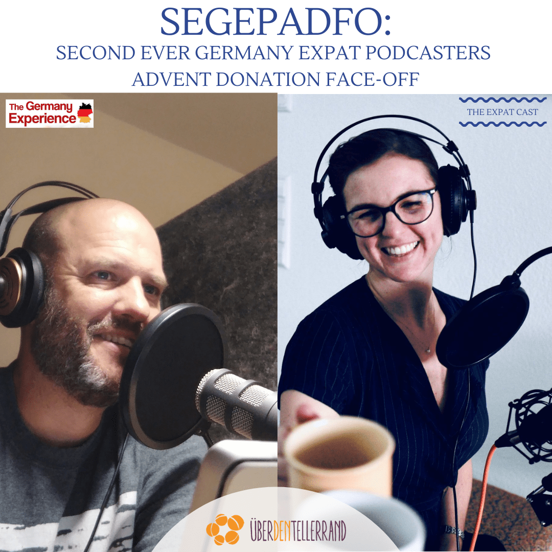 Announcing: SEGEPADFO with Shaun from The Germany Experience