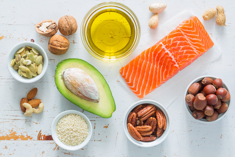 Eat more good fat! (and please avoid the bad ones....)