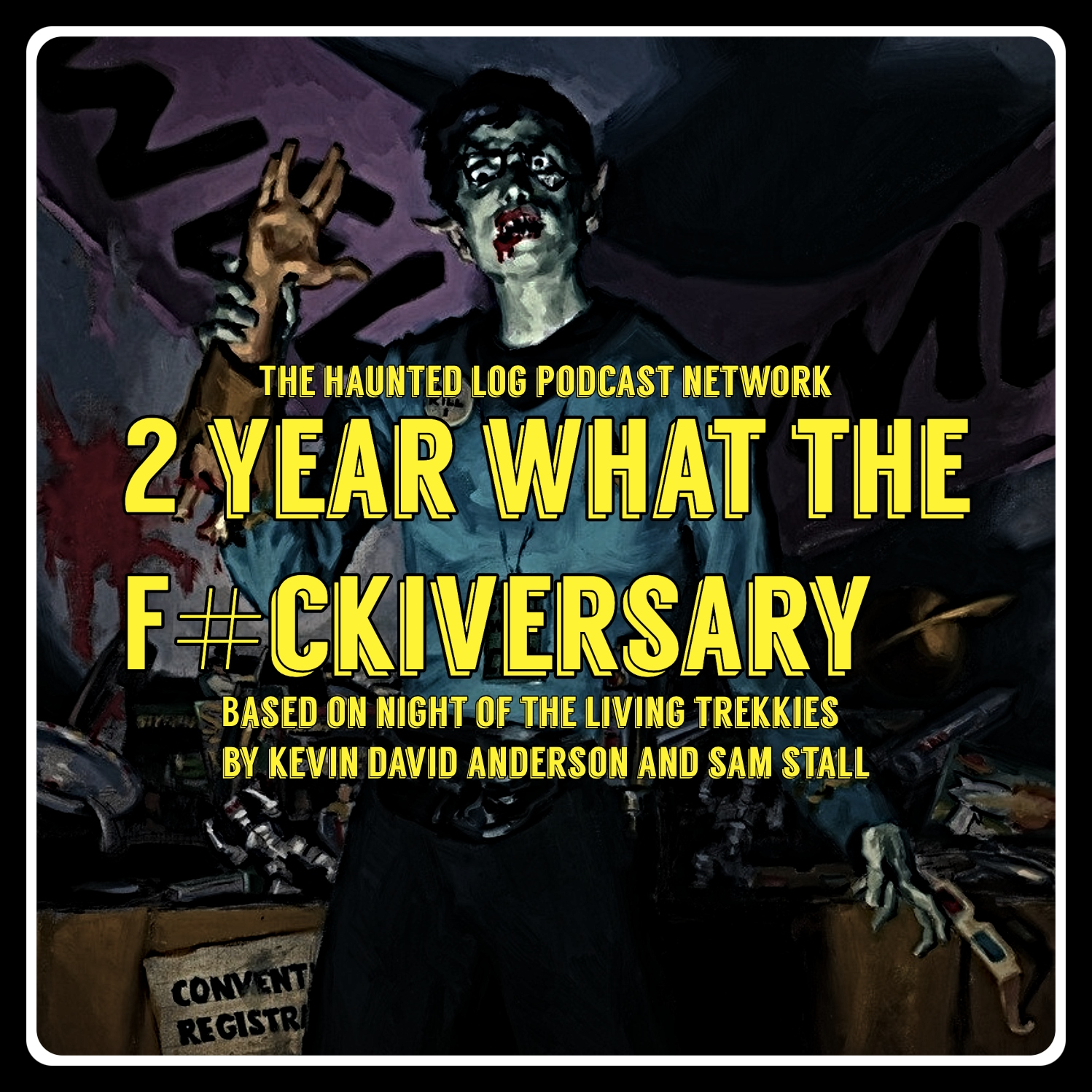 It's Our Two Year Anniversary Special!