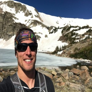 Chris Ward:  Like A Bigfoot Podcast Host, Ultrarunner, and All Around Good Dude