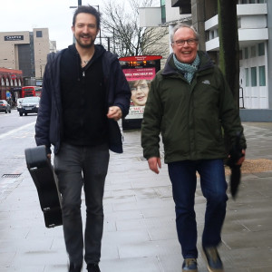 Frank Turner on the Holloway Road