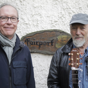Richard Thompson in Muswell Hill (and other parts of London)