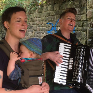 O'Hooley & Tidow in the Colne Valley