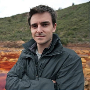 Ep 21 - Lewis Dartnell (Astrobiologist and Author)