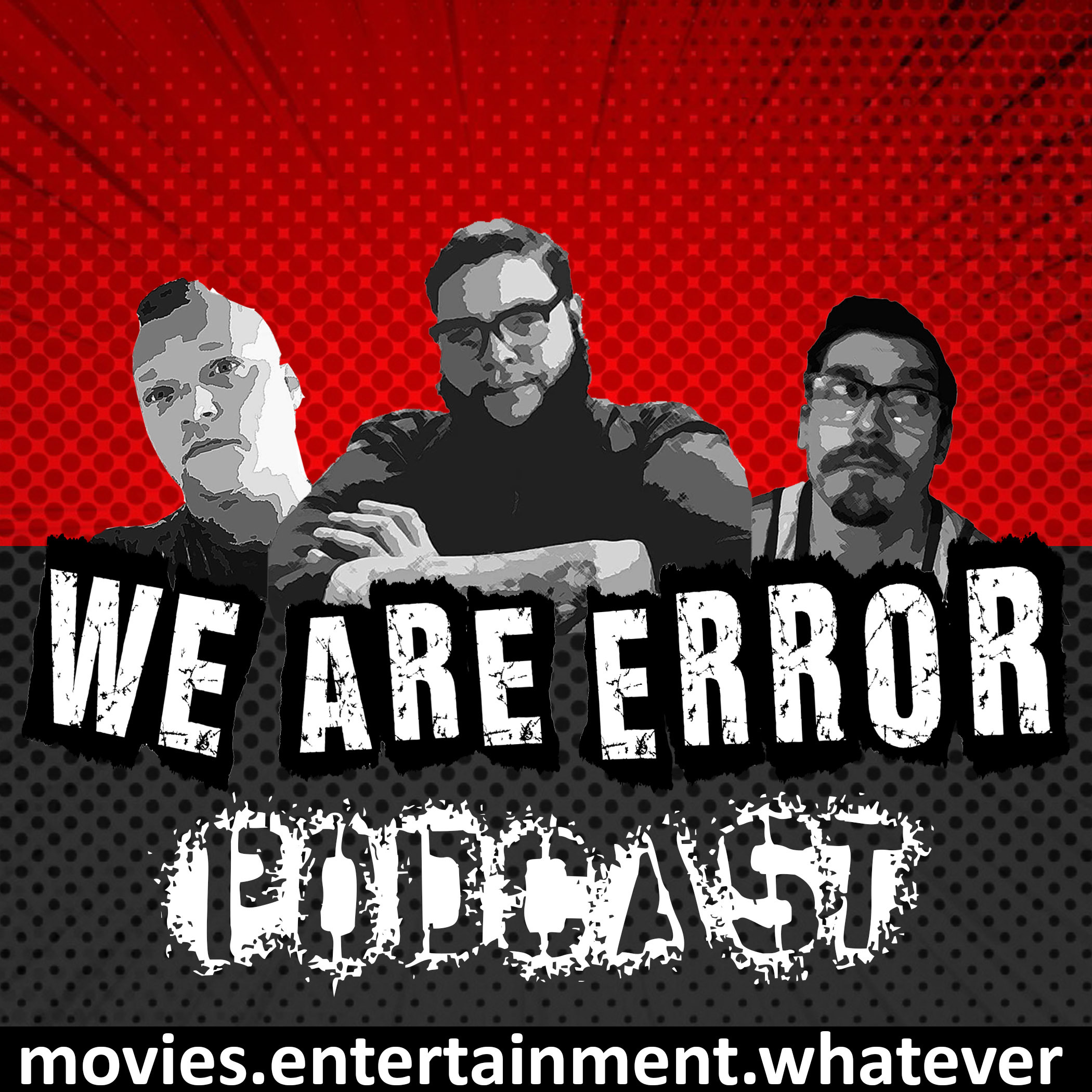 We Are Error - S01E02 - Predator Movies (09-17-2018)