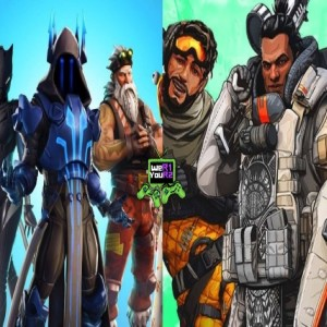 Apex Legends: Fortnite Usurper?