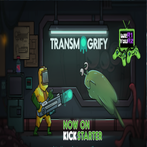 Indie Interview: Transmogrify with Andrew Strauch