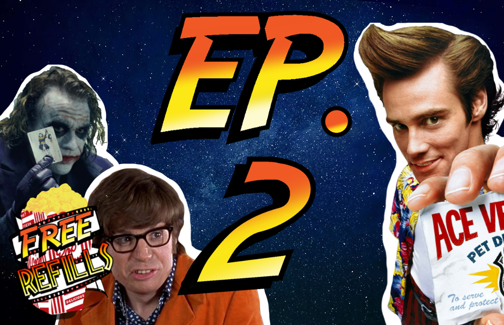 Free Refills Podcast: Ep. #2 Sequels, Prequels, and Snacks Oh My! - Movie Podcast
