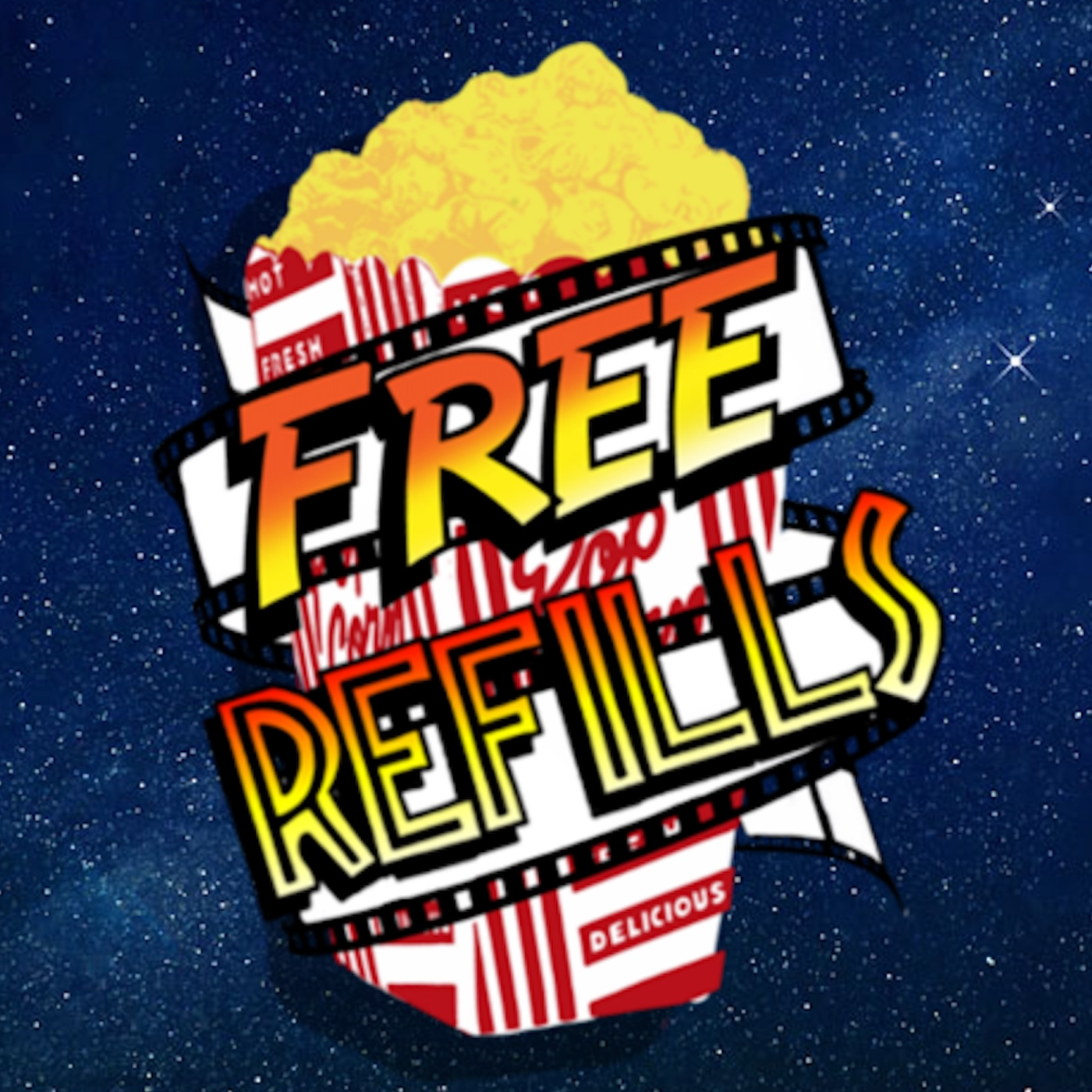Free Refills Podcast: Ep. #14 Breaking Bad Movie THEORY!, Toy Story 4 NEWS, & Bootleg Movies? - Movie Podcast