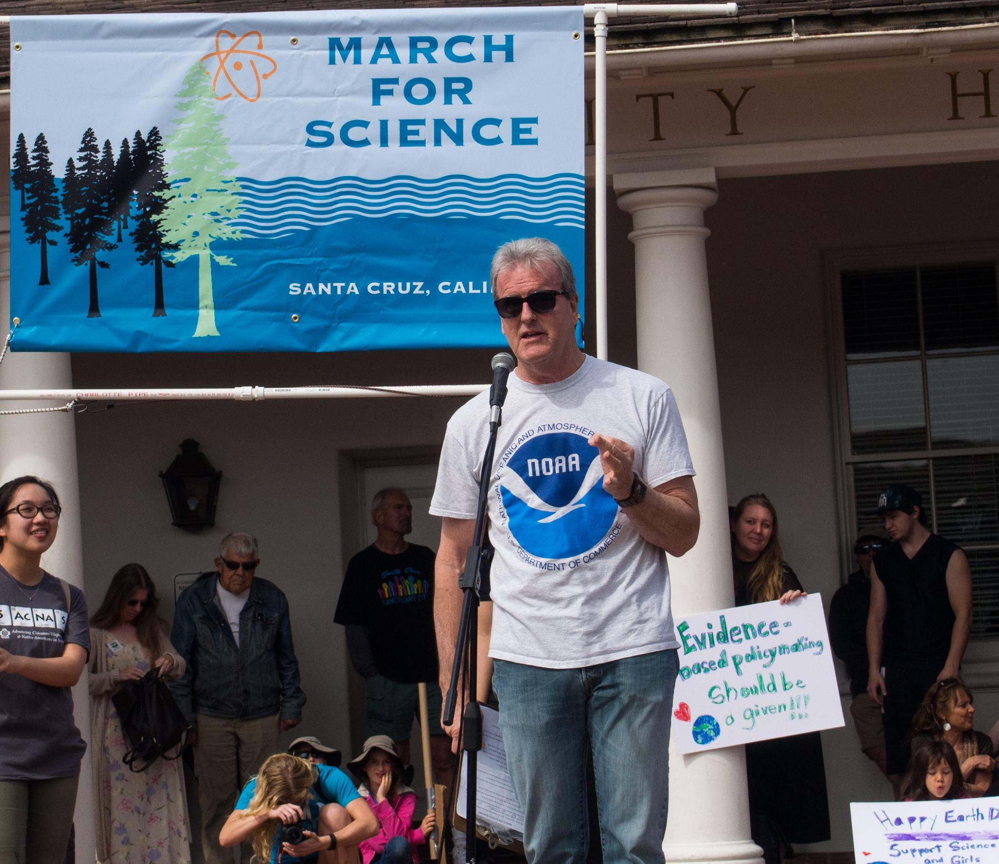 Dan Haifley — ocean activism, preventing oil drilling, preserving the wild