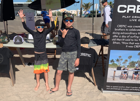 Stoked Grom Stories: Perlyn Brothers - surfing, fishing, diving, running a company