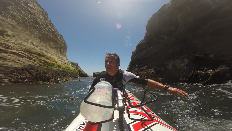 Duke Brouwer - 30 years in the surf industry, board paddling, surfing, giving back