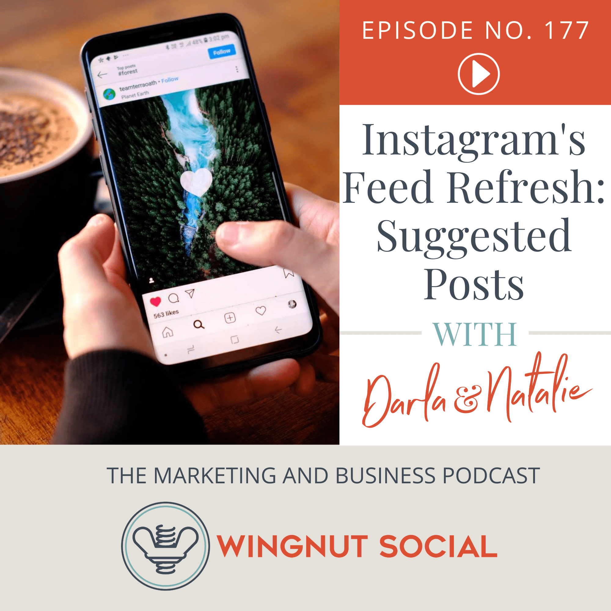 Instagram's Feed Refresh: Suggested Posts - Episode 177