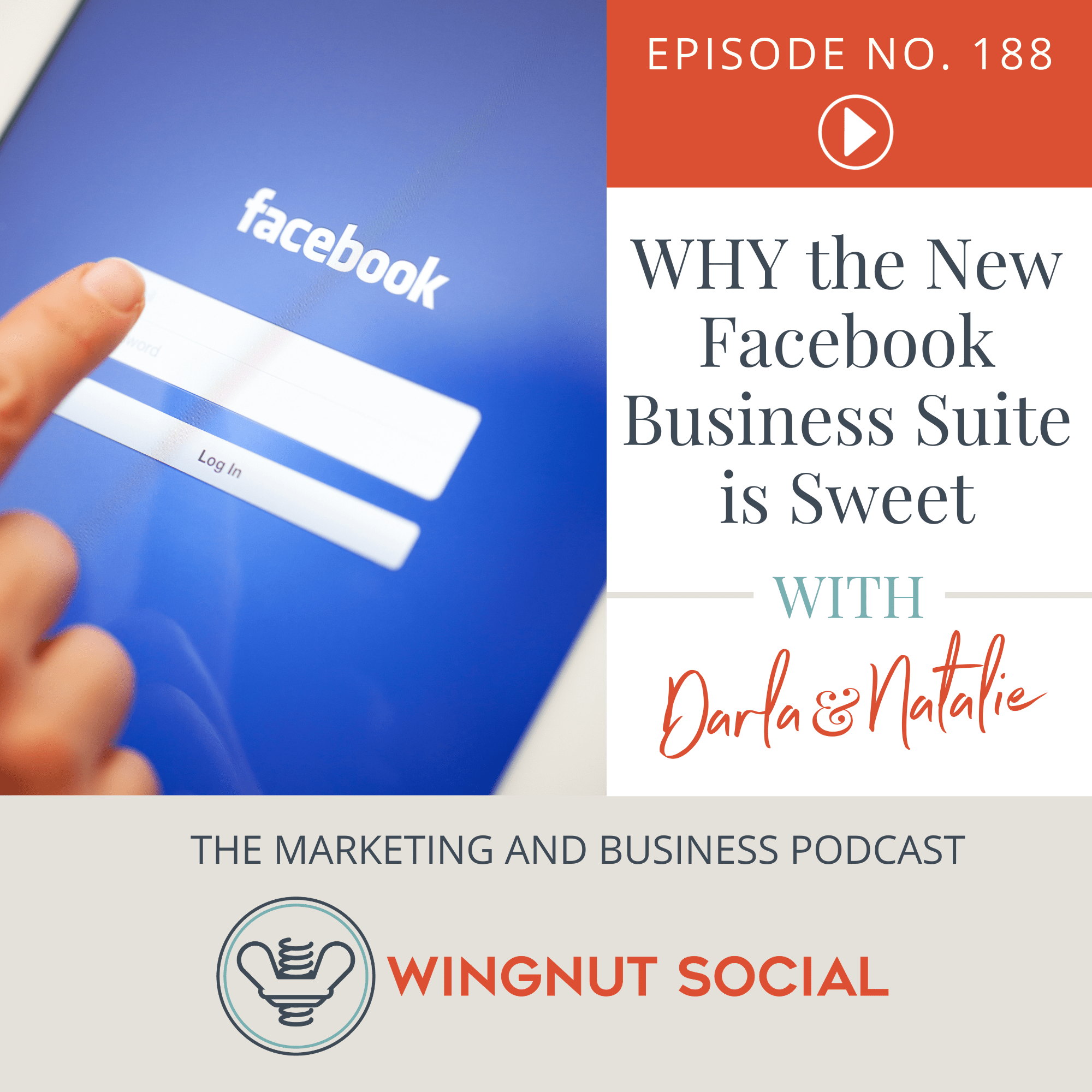 WHY the New Facebook Business Suite is Sweet - Episode 188