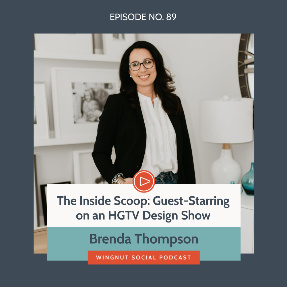 The Inside Scoop: Guest-Starring on an HGTV Design Show with Brenda Thompson